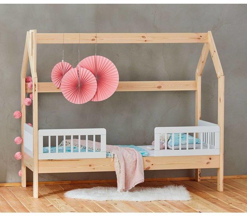 Kinderbed huisje - 160x70