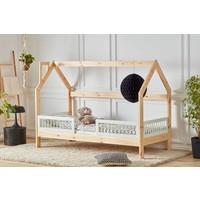 Kinderbed huisje - 200x90