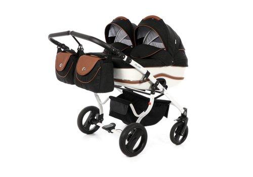 Tweeling kinderwagen - Dalga Lift Duo 4