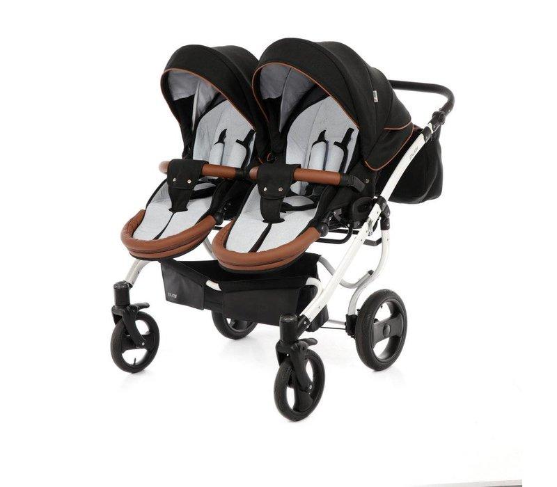 Tweeling kinderwagen - Dalga Lift Duo 2