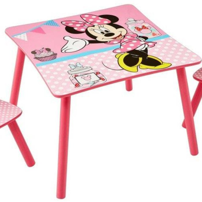 Disney tafeltje en stoeltjes