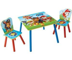 Disney tafeltje stoeltjes paw patrol baby en kinderwereld