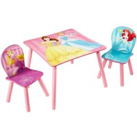 Disney Tafeltje + 2 stoeltjes - Princess