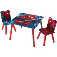 Tafeltje + 2 stoeltjes - Spider Man