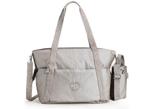 Luiertas - mommy bag - LH-mistic pearl