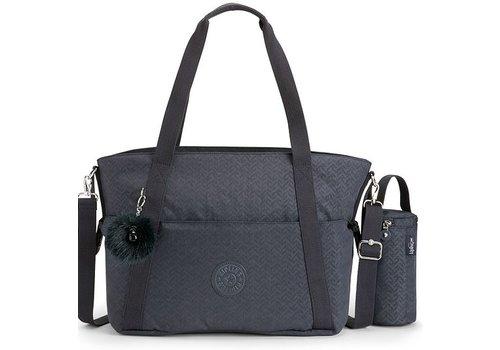 Luiertas - mommy bag - LH-night blue emb