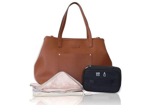Luiertas - mommy bag - V-Tan