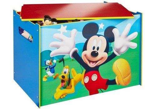 Disney Speelgoedkist Mickey Mouse - 60x40x40 cm