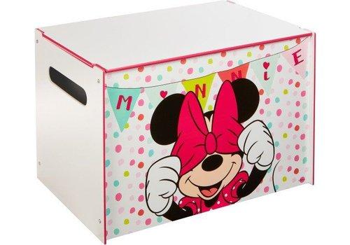 Disney Speelgoedkist Minnie Mouse - 60x40x40 cm