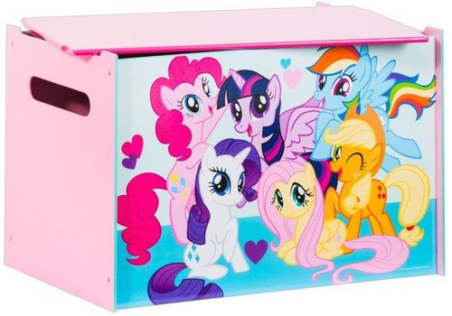 Disney Speelgoedkist My Little Pony - 60x40x40 cm