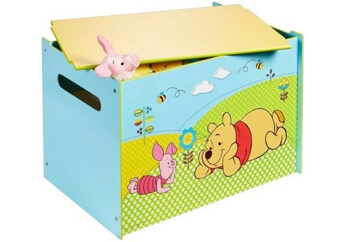 Disney Speelgoedkist Winnie de Poeh - 60x40x40 cm