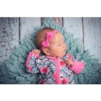 Baby pyjama-boxpakje  - Tropical - bloemen