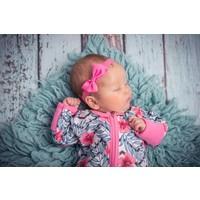 2-delige babykleding set Tropical - bloemen