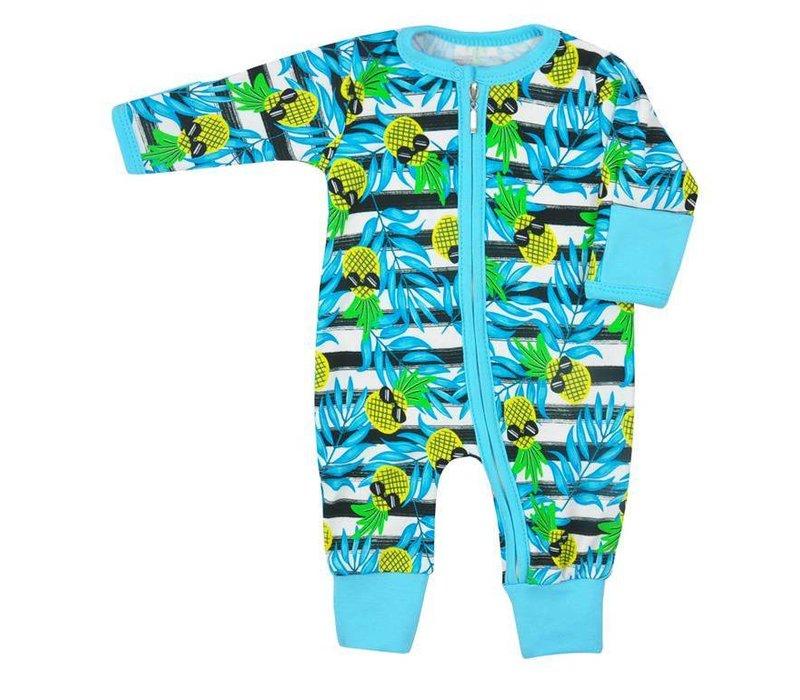 Baby pyjama-boxpakje  - Tropical - ananas