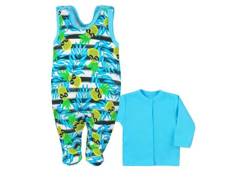 2-delige babykleding set Tropical