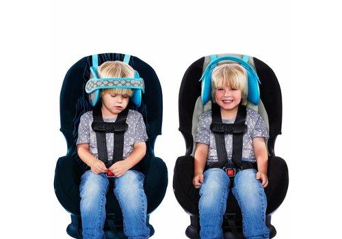 NapUp Hoofdsteun autostoeltje - blauw