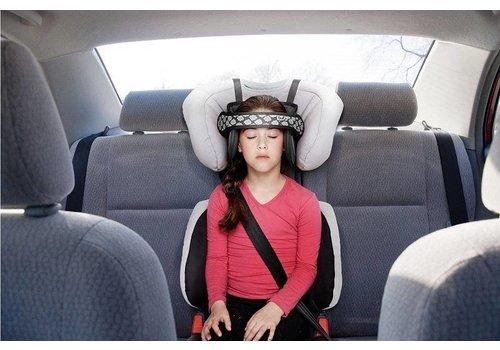 NapUp Hoofdsteun autostoeltje - grijs