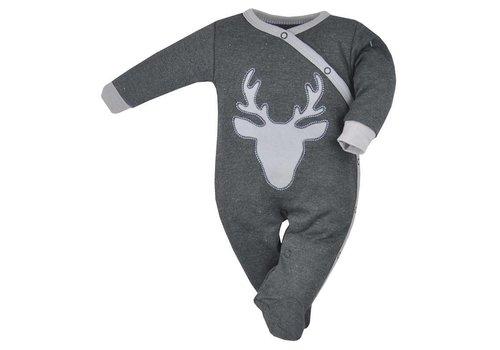 Boxpakje - pyjama - Hertje - grijs