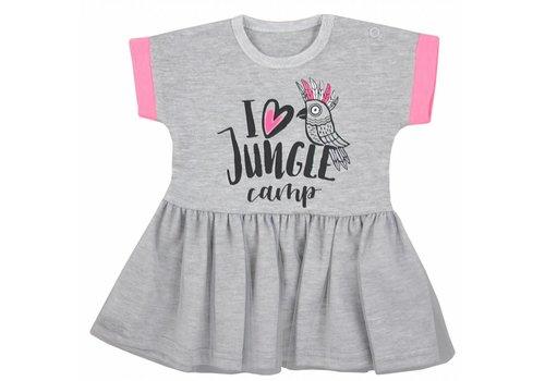 Baby jurkje  - Ara - grijs