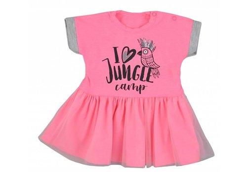 Baby jurkje  - Ara - roze
