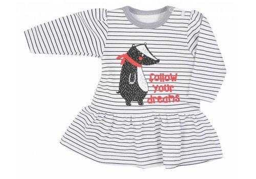 Baby Jurkje Bora- wit