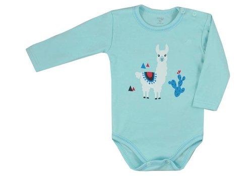 Baby rompertje Happy Baby - turquois