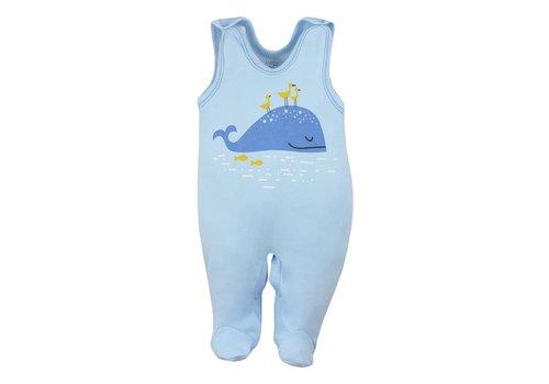 Trappelpakje-boxpakje Happy Baby - blauw