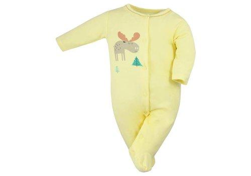 Pyjama-boxpakje Happy Baby - geel