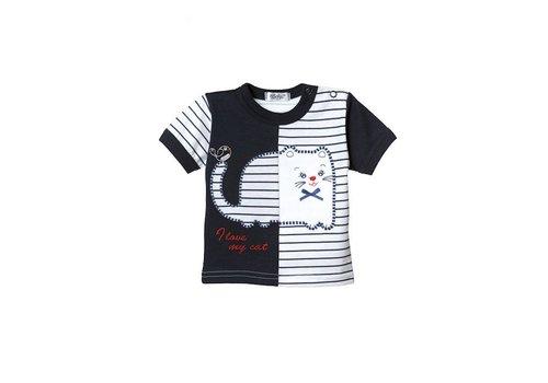 RUSIO - baby shirtje met korte mouw