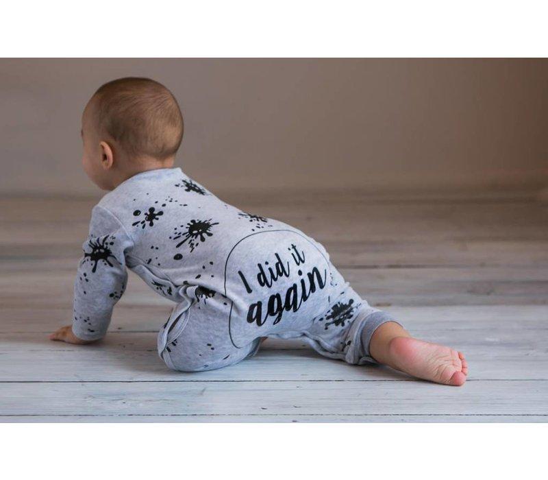 2-delige babykleding set Oops - ecru