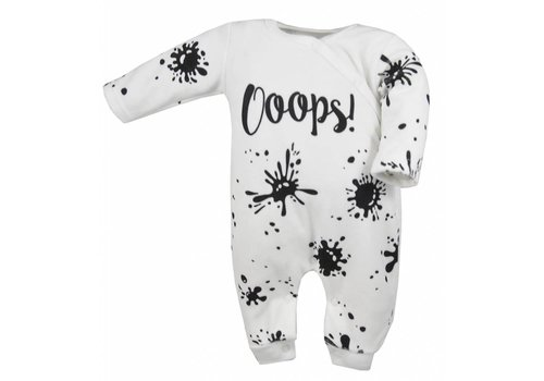 Pyjama-boxpakje Oops - ecru