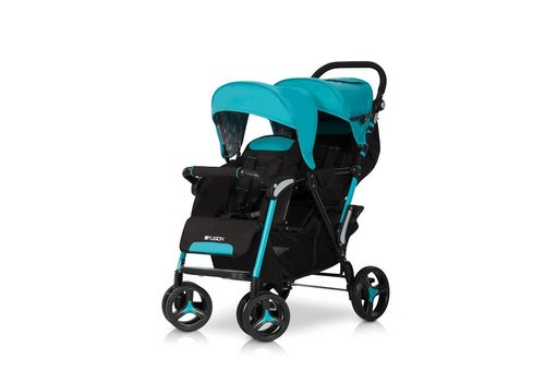 Tweeling wandelwagen - buggy Fusion 3