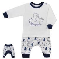 2-delige babykleding set Taiga - wit