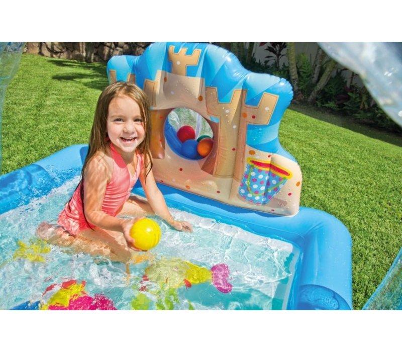 Opblaasbaar speelzwembad Lovin Beach