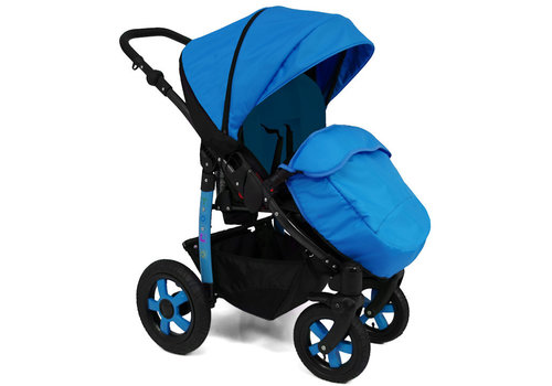 Wandelwagen - Buggy Tolo - blauw