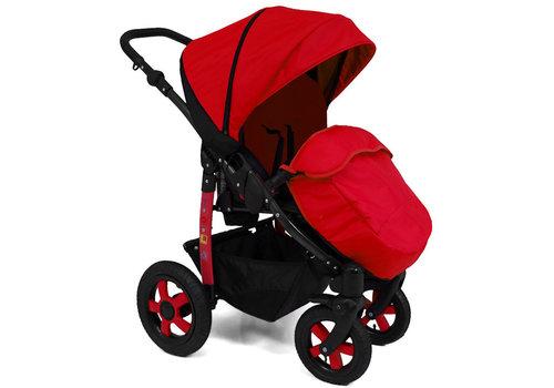 Wandelwagen - Buggy Tolo - rood