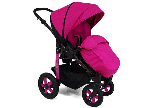 Wandelwagen - Buggy Tolo - roze