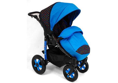 Wandelwagen - Buggy Tolo A - blauw