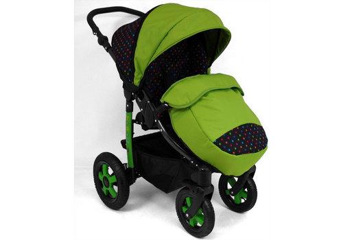 Wandelwagen - Buggy Tolo A - groen