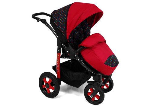 Wandelwagen - Buggy Tolo A - rood
