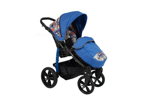 Wandelwagen - Buggy Tolo B - blauw