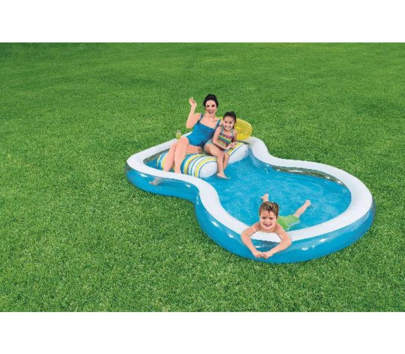 Opblaasbaar Kinderbad staycation