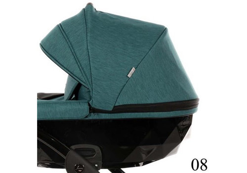 Tweeling kinderwagen - Diamond Duo Slim 08