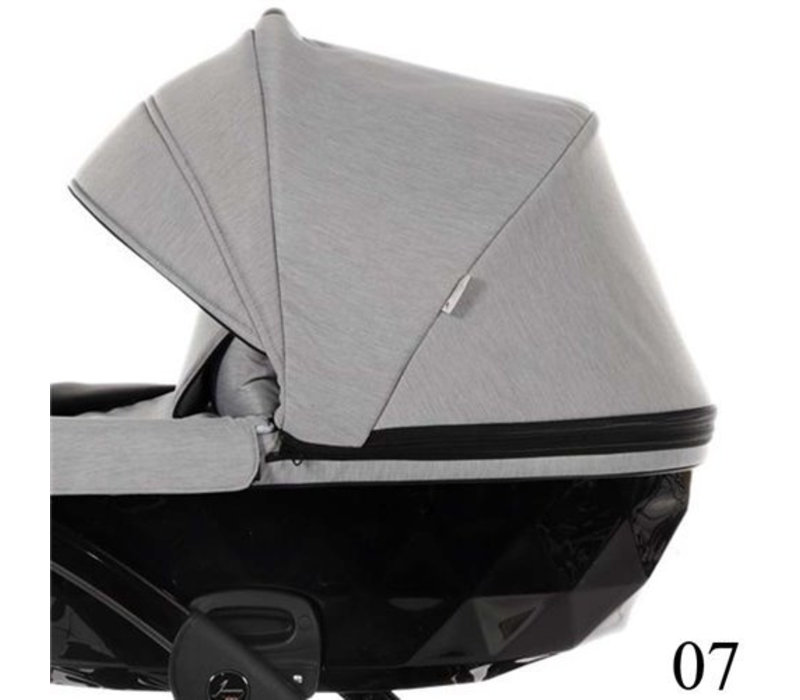 Tweeling kinderwagen - Diamond Duo Slim 07