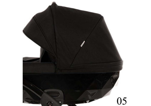 Tweeling kinderwagen - Diamond Duo Slim 05