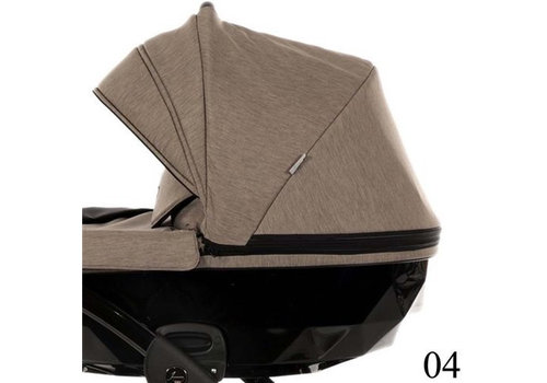 Tweeling kinderwagen - Diamond Duo Slim 04