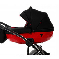 Tweeling kinderwagen - Diamond Supreme Duo Slim 01