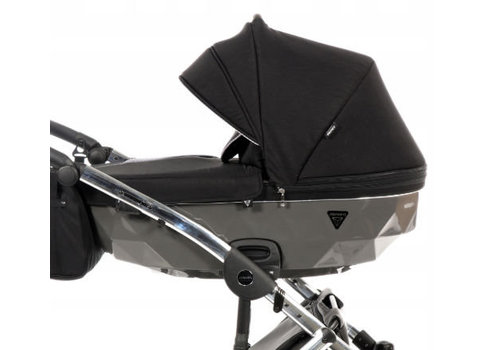 Tweeling kinderwagen - Diamond Supreme Duo Slim  02