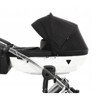 Tweeling kinderwagen - Diamond Supreme Duo Slim 03