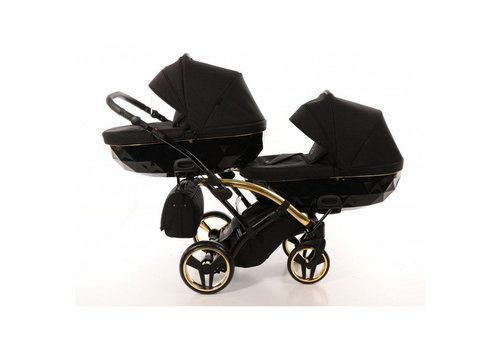 Tweeling kinderwagen - Diamond Supreme Duo Slim  04
